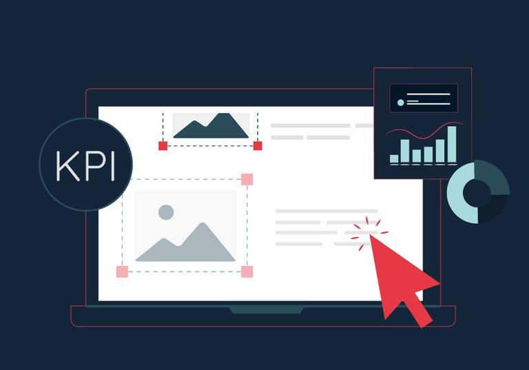 KPI site internet clics